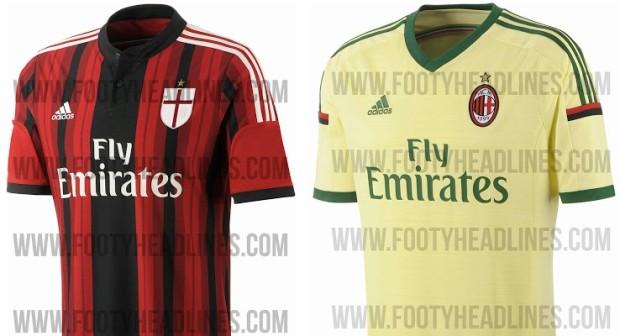 Terza Maglia AC Milan nuova
