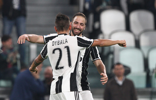 higuain post