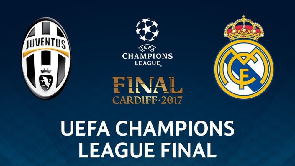 real madrid vs juventus champions league