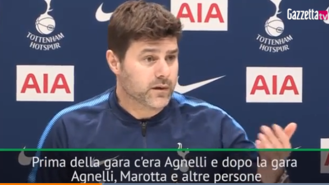 pochettino post