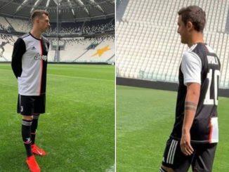 Maglie Juventus 2019-2020