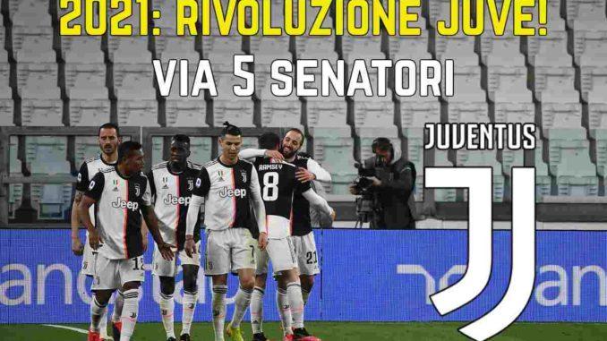 maglie della Juventus 2021-2022