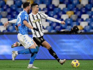 rinvio di Juventus-Napoli